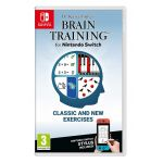 Jogo Dr Kawashima's Brain Training Nintendo Switch eShop Download Digital