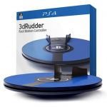3dRudder Foot Motion Controller Sony PlayStation VR