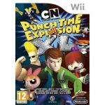 Jogo Cartoon Network Punch Time Explosion XL Nintendo Wii Usado