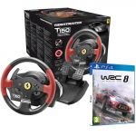 Thrustmaster T150 Ferrari + WRC 8 PS4
