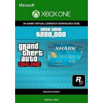 Jogo Grand Theft Auto Online: Tiger Shark Cash Card Xbox One Download Digital