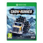 Jogo SnowRunner Xbox One