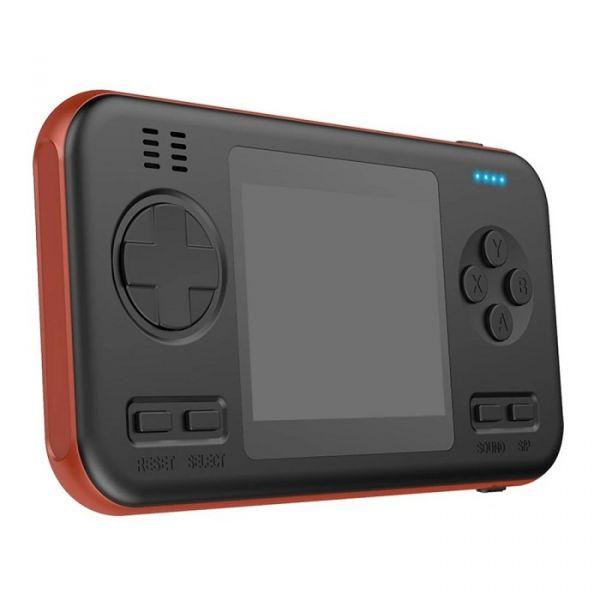 Mini Consola Portátil 416 Jogos + Powerbank 8000mAh Orange