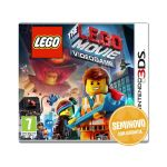 Jogo The Lego Movie Video Game 3DS Usado