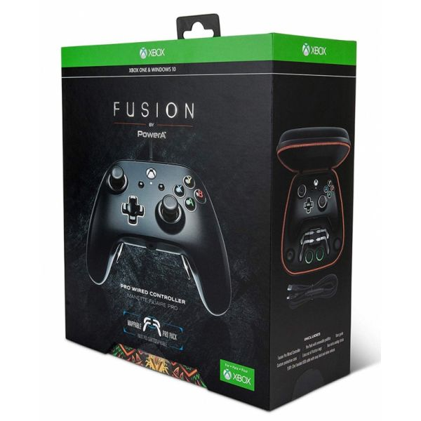 PowerA Comando Wired Pro Fusion Black PC/Xbox One