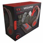Gioteck Gaming Pack TX30 Megapack Nintendo Switch