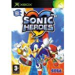 Jogo Sonic Heroes Xbox Usado