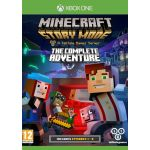 Jogo Minecraft: Story Mode - the Complete Adventure (episodes 1-8) Xbox One Download Digital