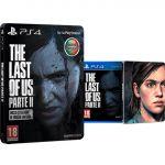 Jogo The Last of Us Part II PS4 Edição Steelbook