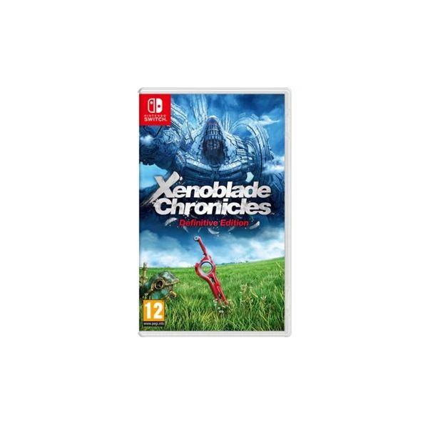 Jogo Xenoblade Chronicles Definitive Edition Nintendo Switch