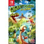 Jogo Gigantosaurus Nintendo Switch