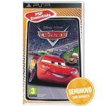Jogo Disney Pixar Carros PSP Usado