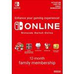 Jogo Nintendo Switch Online Family Membership - 12 Months Download Digital