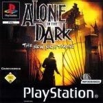 Jogo Alone In The Dark The New Nightmare PS1