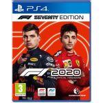 Jogo F1 2020 Seventy Edition PS4