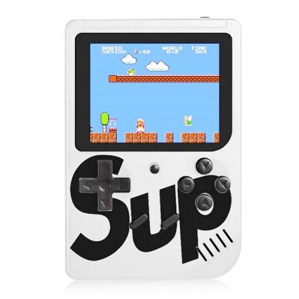 ProFtc Consola Portátil Sup Game Box C/ 400 Jogos (branco) - CP53412