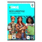 The Sims 4 Eco Lifestyle Expansion Pack PC