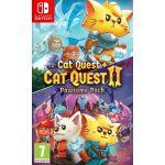 Jogo Pawsome Pack Cat Quest + Cat Quest 2 Switch