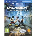 Jogo Epic Mickey 2 The Power of Two PS Vita