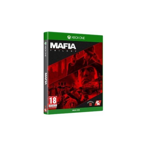 Jogo Mafia Trilogy Xbox One