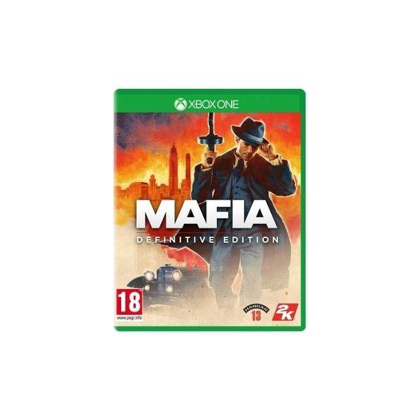 Jogo Mafia: Definitive Edition Xbox One