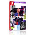 Jogo FIFA 21 Nintendo Switch
