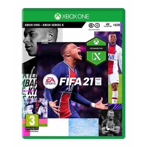 Jogo FIFA 21 Xbox One