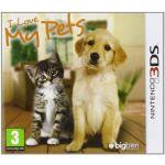 Jogo I Love My Little Pets 3DS Usado