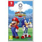 Jogo Mario and Sonic at the Olympic Games Tokyo 2020 Nintendo Switch Usado