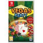 Jogo Vegas Party Nintendo Switch Usado