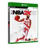Jogo NBA 2K21 Xbox One