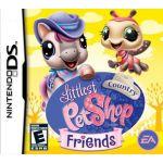 Jogo Littlest Pet Shop Novos Amigos no Campo 3DS Usado