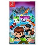 Jogo Ben 10 Power Trip Nintendo Switch