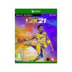 Jogo NBA 2K21 Mamba Forever Edition Xbox One