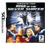 Jogo Fantastic Four Rise of the Silver Surfer DS Usado
