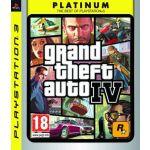 Jogo Grand Theft Auto: IV PS3