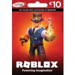 Roblox Card 10 Eur - 800 Robux Download Digital