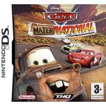 Jogo Cars Mater National Championship DS Usado