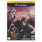 Resident Evil 4 Player's Choice Bloqueio Regional Nintendo GameCube