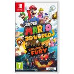 Jogo Super Mario 3D World + Bowser's Fury Nintendo Switch