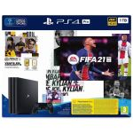 Sony PlayStation 4 PS4 Pro 1TB + FIFA 21