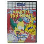 Krustys Fun House Master System Usado