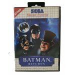 Batman Returns Master System Usado
