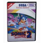 Sonic the Hedgehog 2 Master System Usado