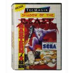 Shadow of the Beast Master System Usado