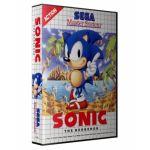 Sonic the Hedgehog Master System Usado