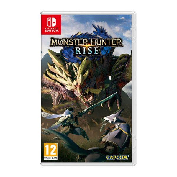 Jogo Monster Hunter Rise Nintendo Switch
