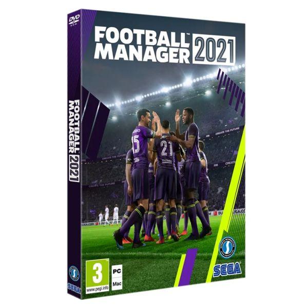 Football Manager 2021 em Português PC/MAC