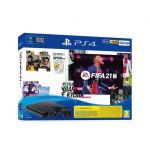 Sony PlayStation 4 PS4 500GB + 2x DualShock 4 + FIFA 21