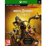 Jogo Mortal Kombat 11 Ultimate Limited Edition Xbox One